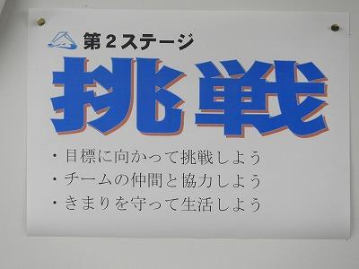 7月1日(水)第2ステージ突入