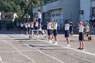 9/16(木)桜翔祭体育の部に向けて